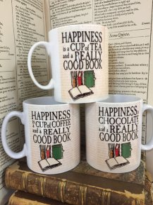 Happiness Is Mug